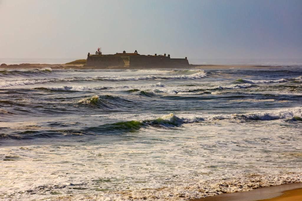 praia de moledo, caminha