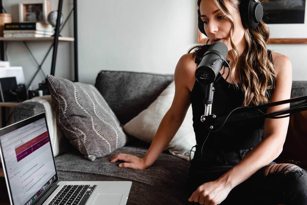 No OLX encontras tudo para lançar o teu podcast title