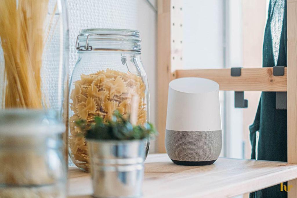 Coluna inteligente Google Home