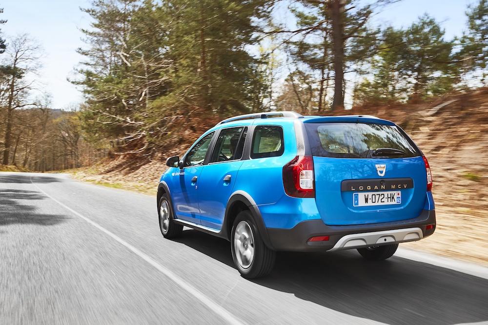 Carrinhas usadas Dacia Logan MCV