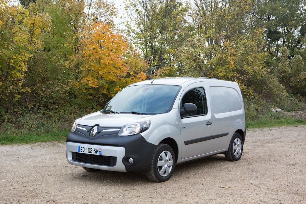 Renault Kangoo carros comerciais