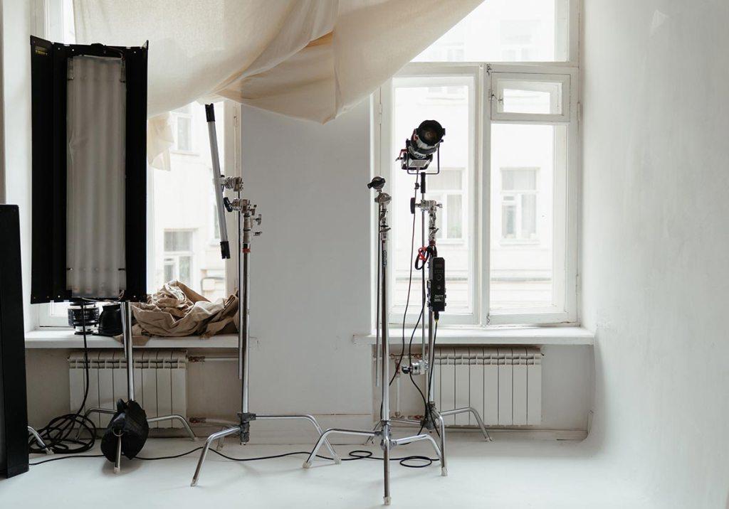 Como montar um estúdio fotográfico em casa title