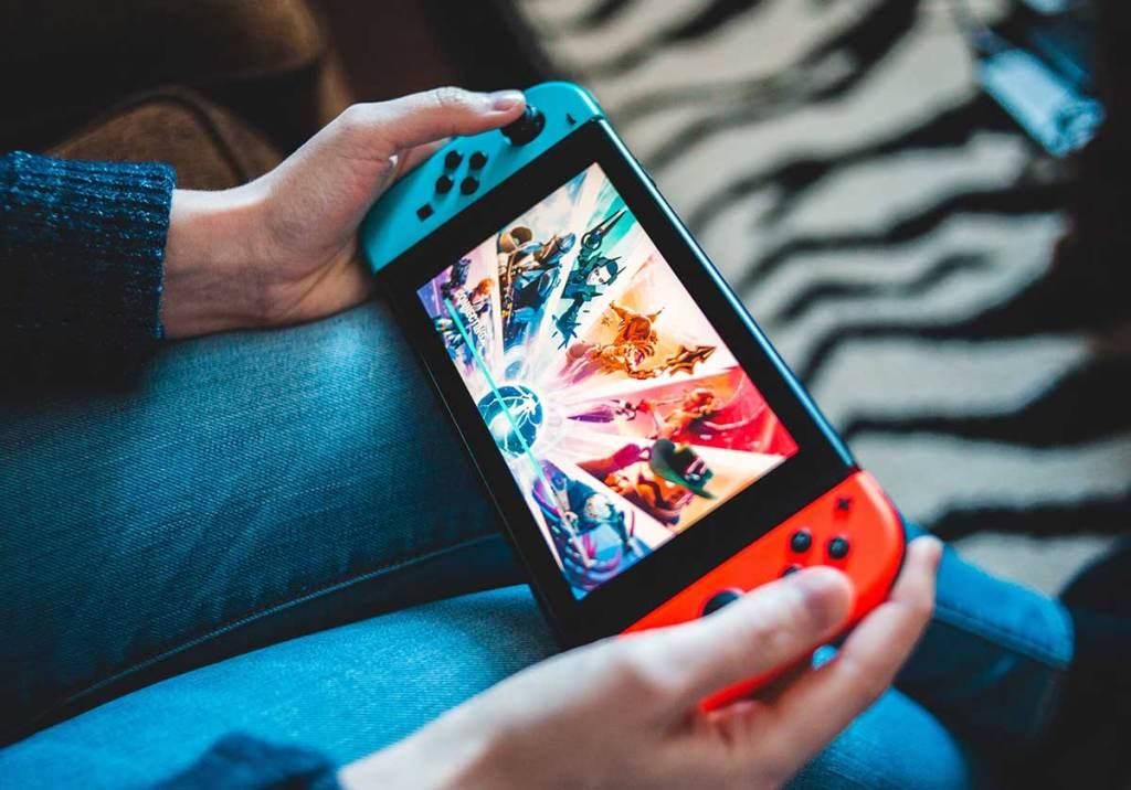 Os melhores jogos para Nintendo Switch title