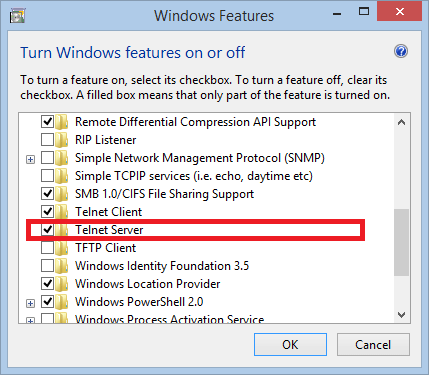 Quickly Enable or Disable Windows Features On The Command
