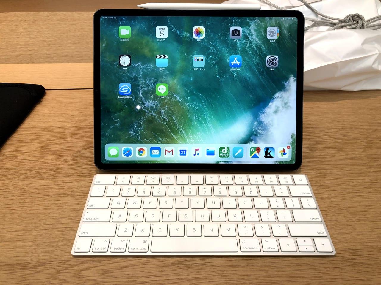 iPad Pro 12.9(2018)を購入してからあれこれ | 一介の數學屋の獨り言