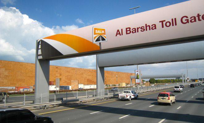 Al Barsha Salik Toll