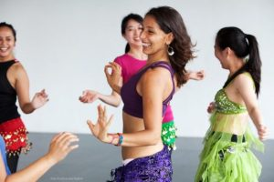 Belly Dance The Dance Movement