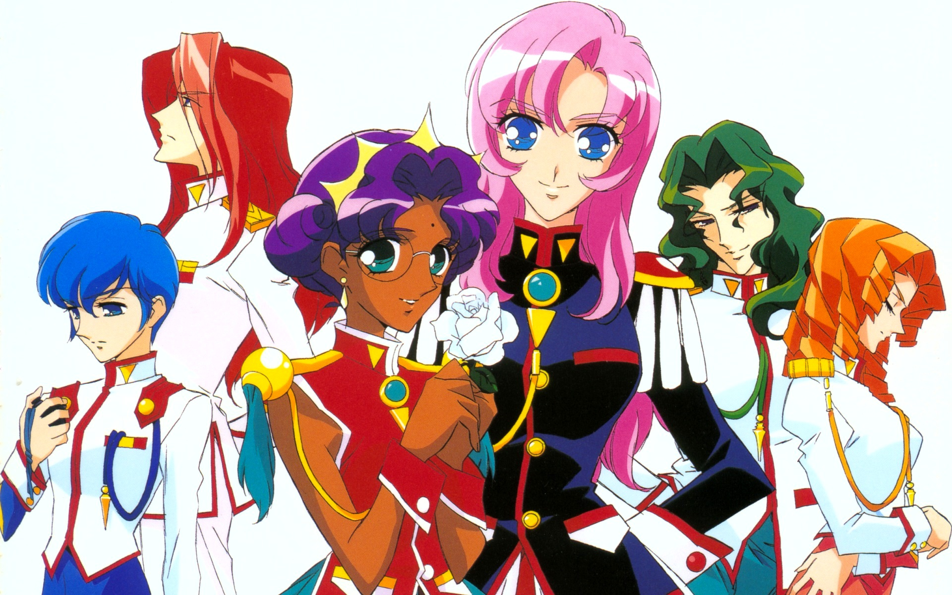 Revolutionary girl utena anime review oh blog utena 1 buycottarizona