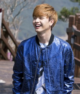 The cutie pie Yook Sungjae.