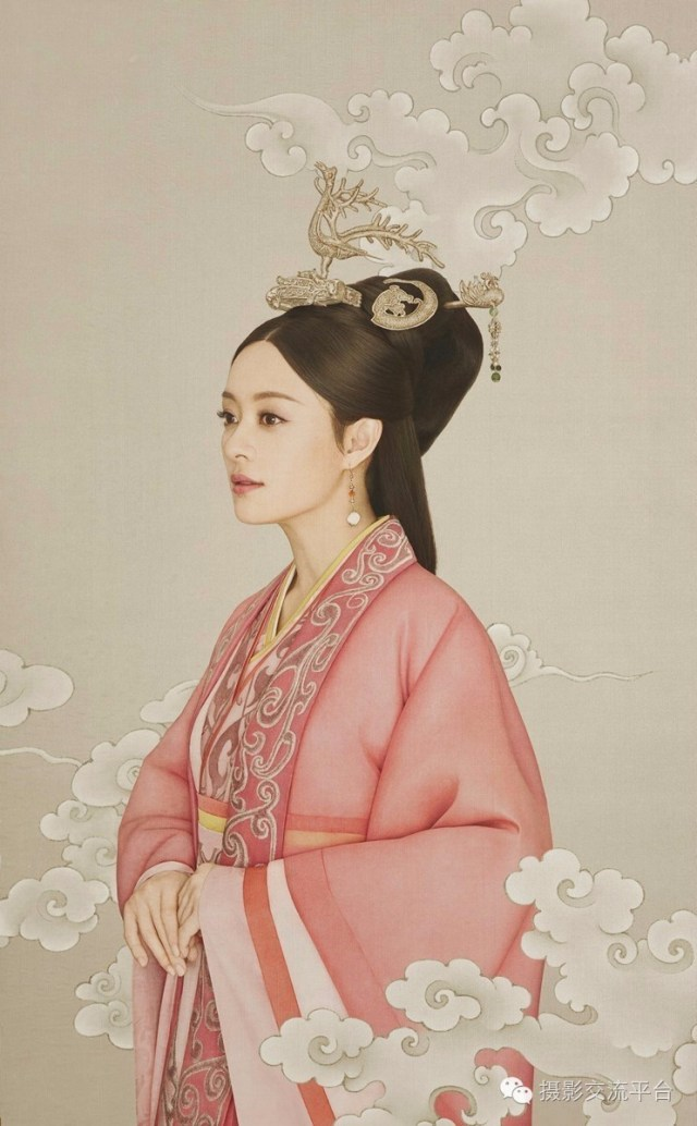 A beautiful Legend of Mi Yue still that highlights the quality custom wise, not much will be said about the plot...
