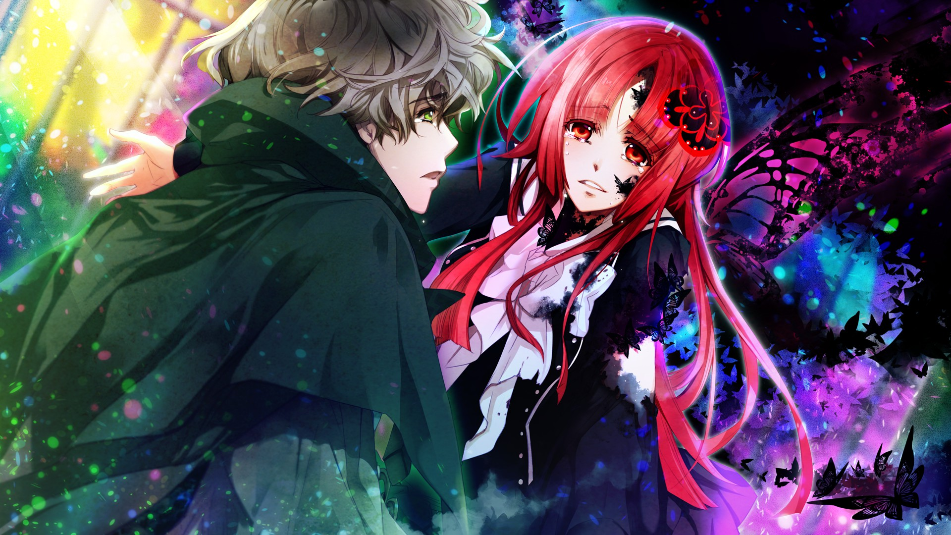 Psychedelica of the Black Butterfly: Common Route 03