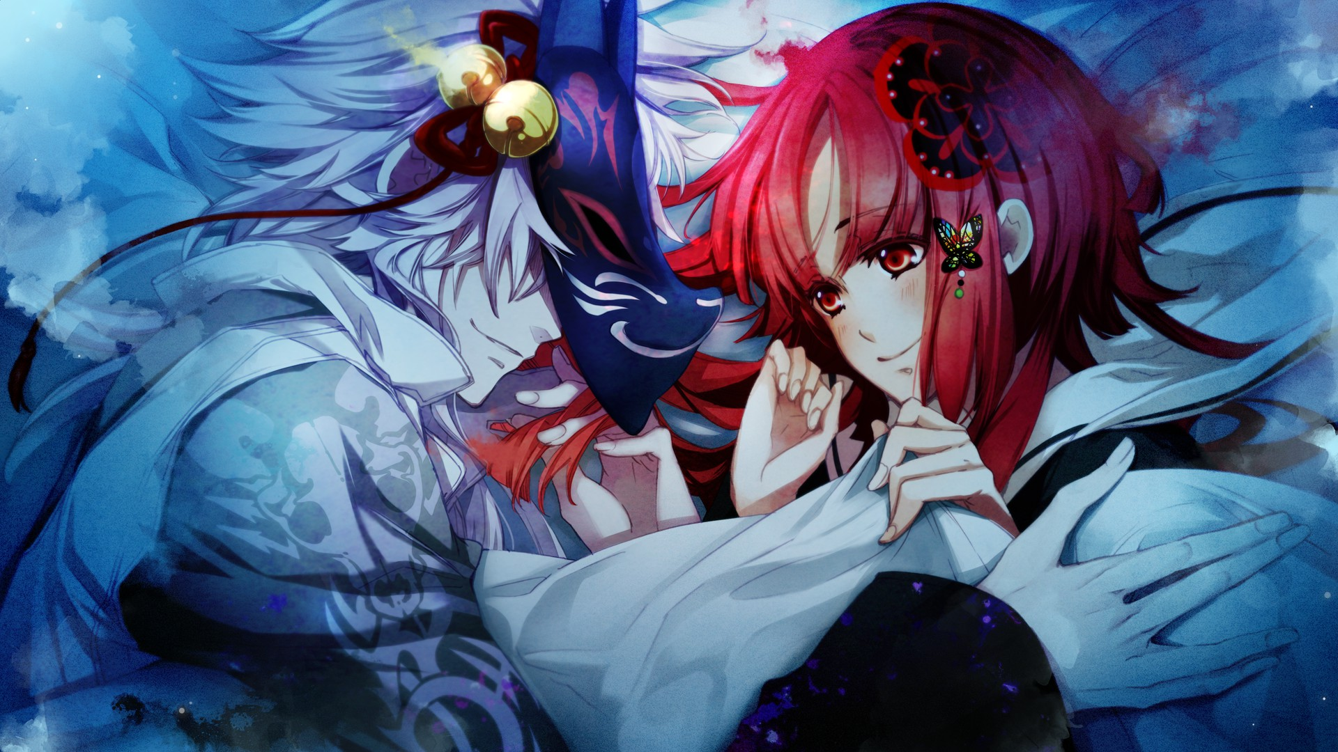 Psychedelica of the Black Butterfly: Monshiro Gets Shafted Part 1