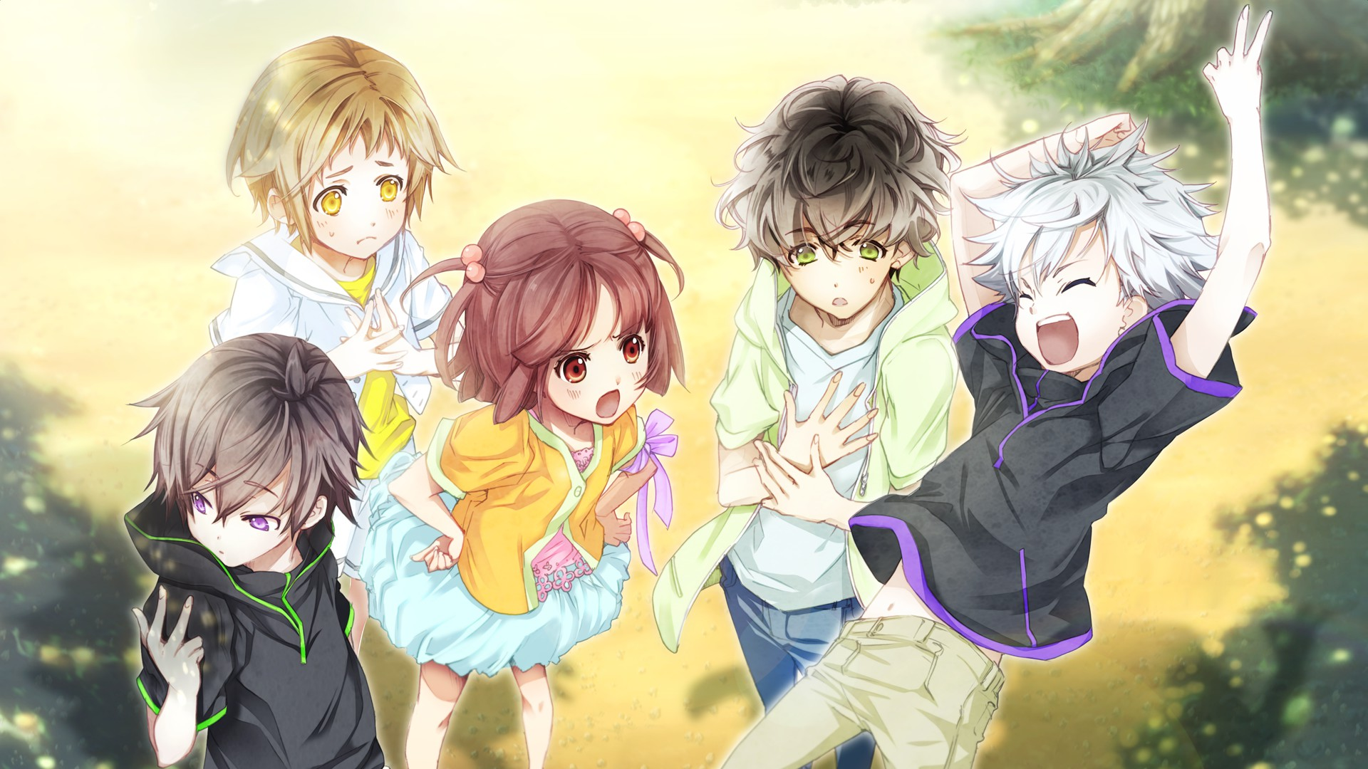 Psychedelica of the Black Butterfly: I Adopted Everyone