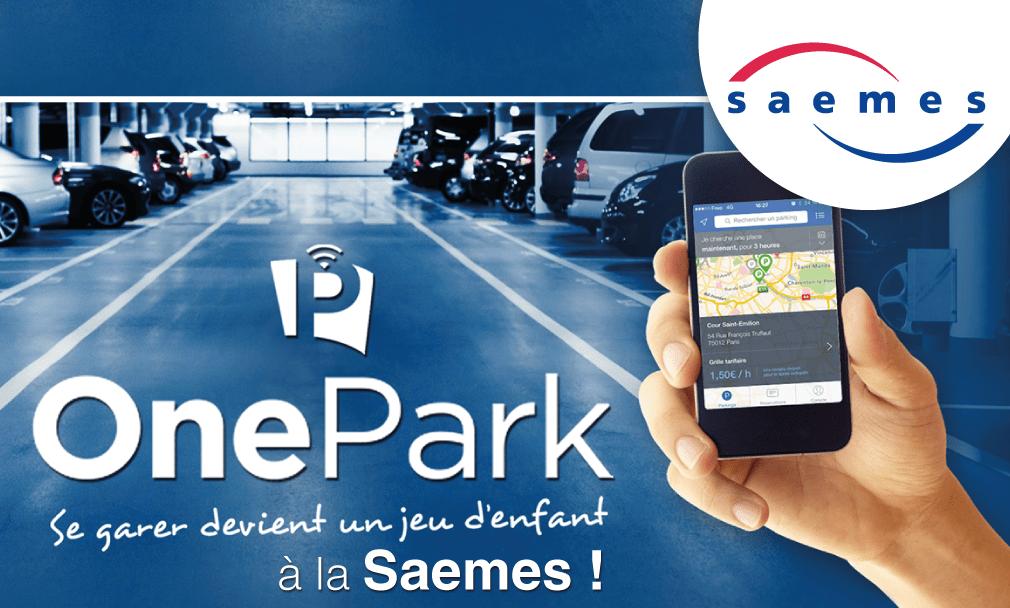 OnePark, partenaire du n°2 du stationnement en IDF