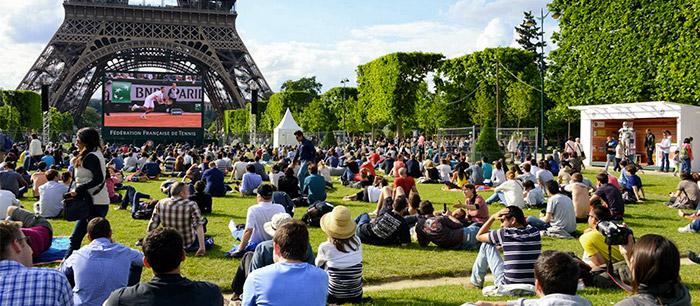 Roland Garros en Ville