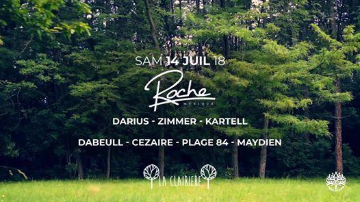 Roche Music à la Clairière 2018