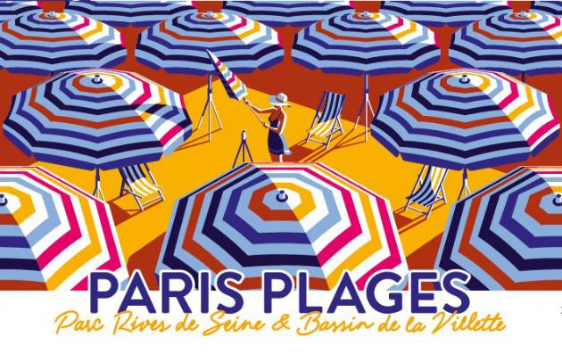 Paris Plage 2019