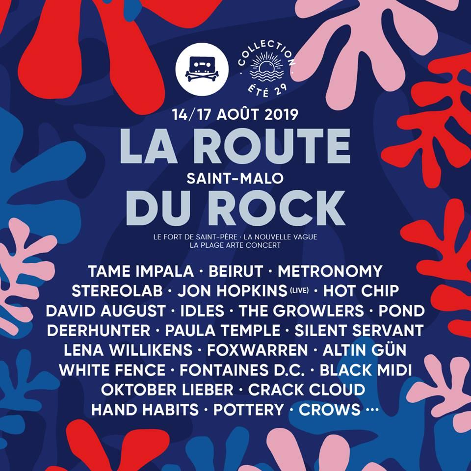LA Route du Rock