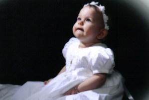 Erin Shamrock Christening Gowns for Girls