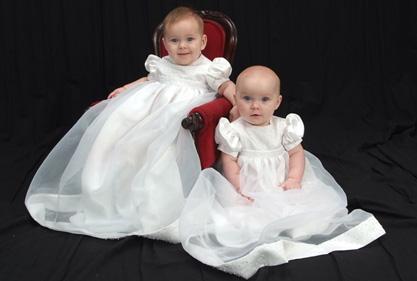 Delaney Christening Gowns