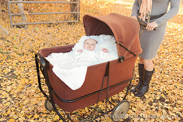 Alexa Rose Fall Christening 2013 | One Small Child