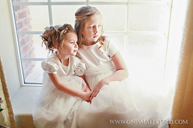 Miss Mallory   Flower Girl Dresses at One Small Child
