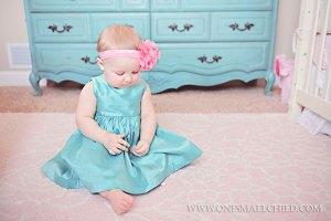 Skye Slip Baby Easter Dresses | One Small Child