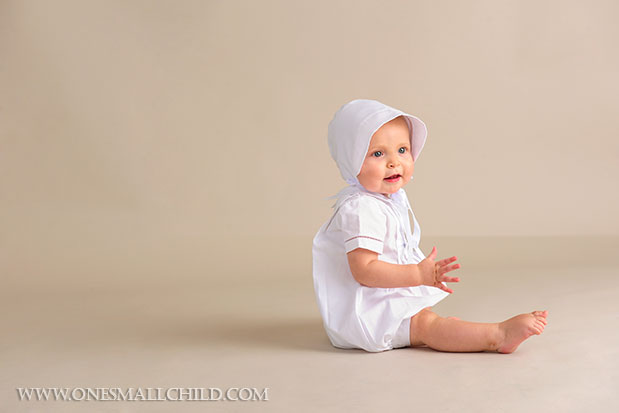 summer Christening Outfit for Boys