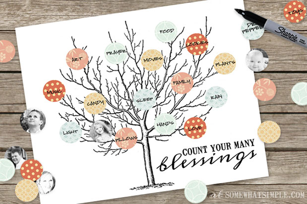 Thanksgiving printables