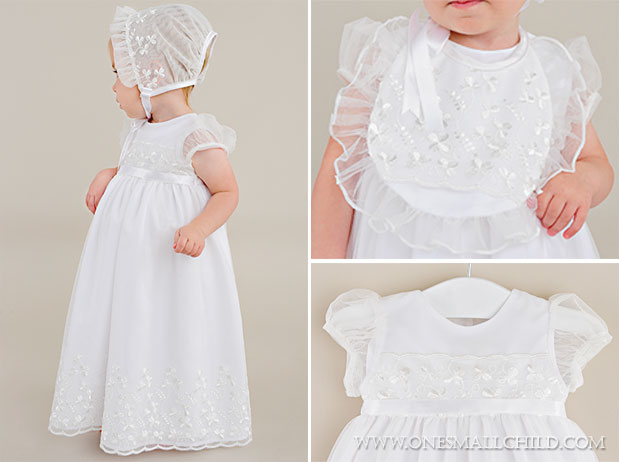Irish Christening Dresses