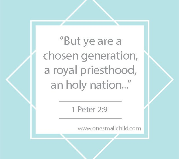 1 Peter 2:9 Scripture Quote