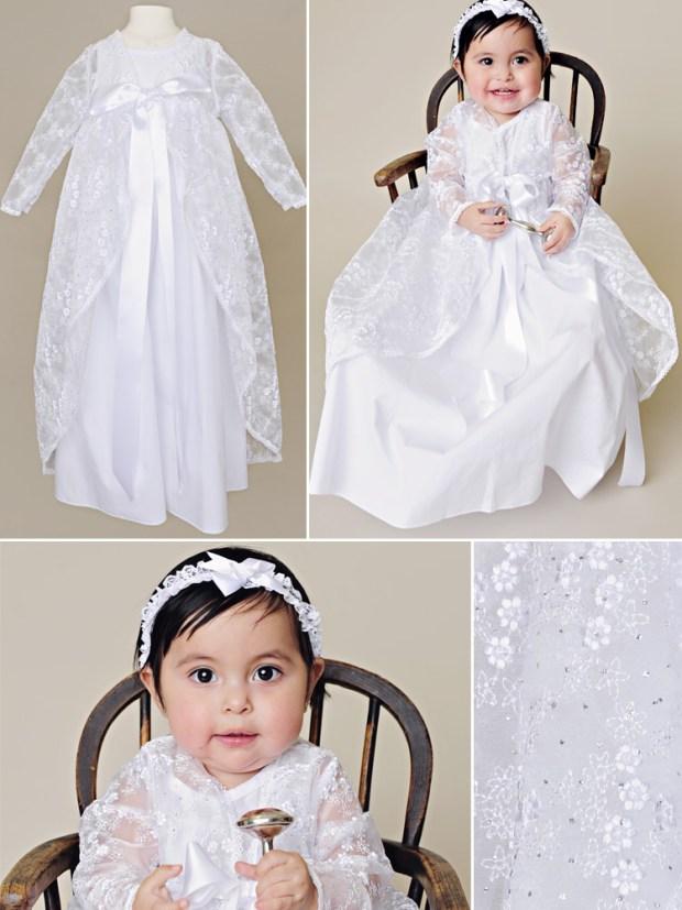 ila Christening Jacket