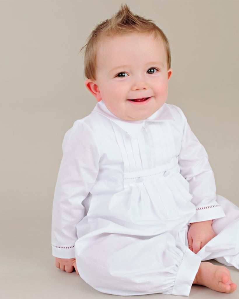 Daniel Christening Outfit