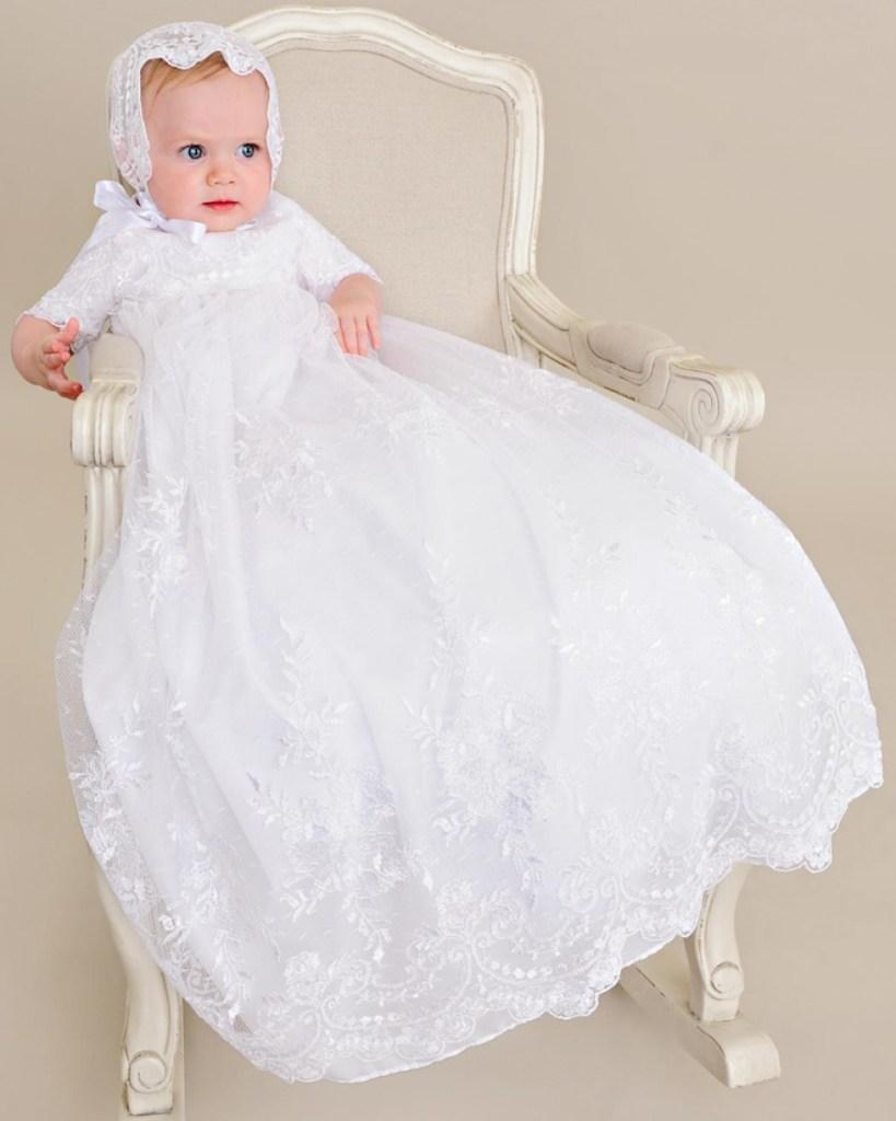 Lillian Christening Gown
