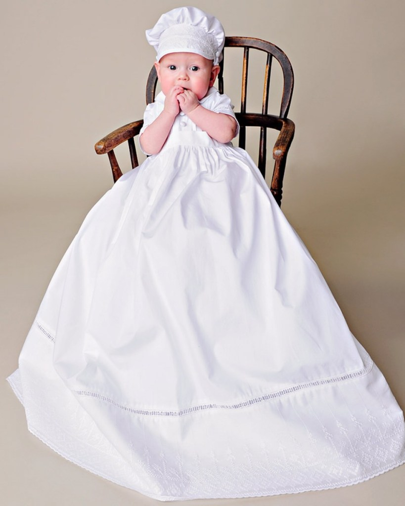 Sean Christening Gown