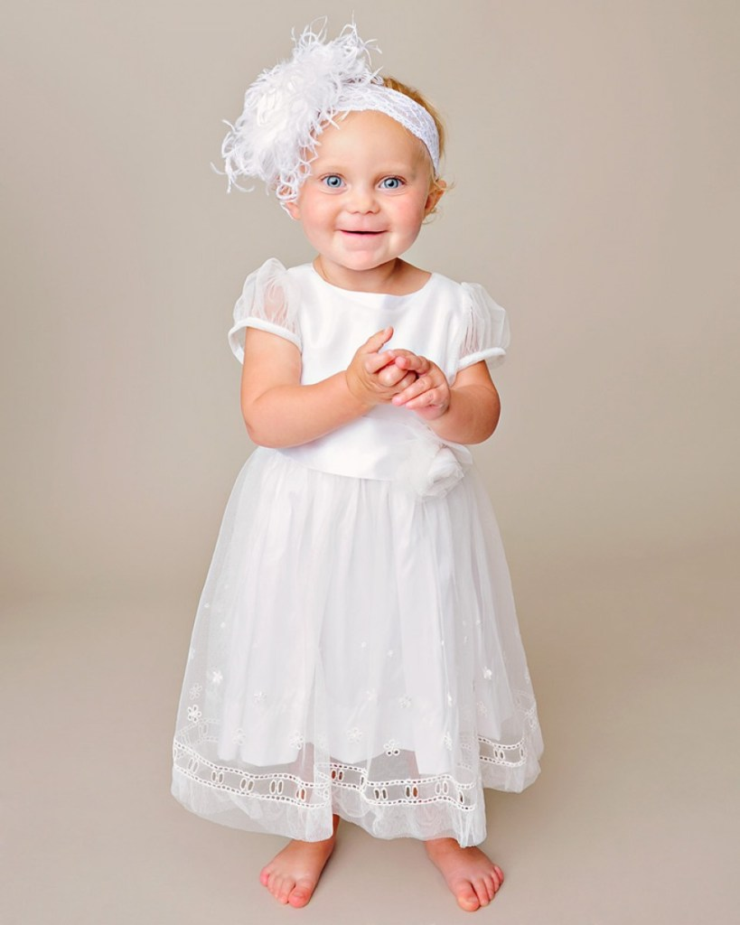Tallie Christening Dress