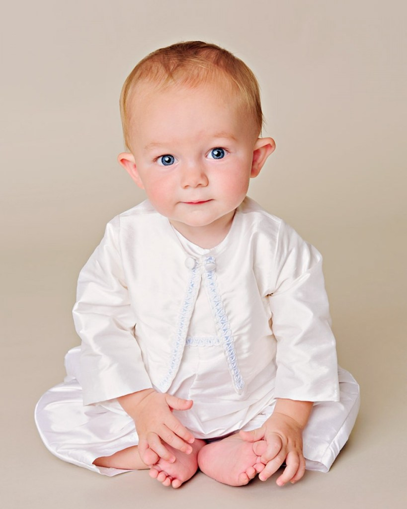 Francis Christening Jacket