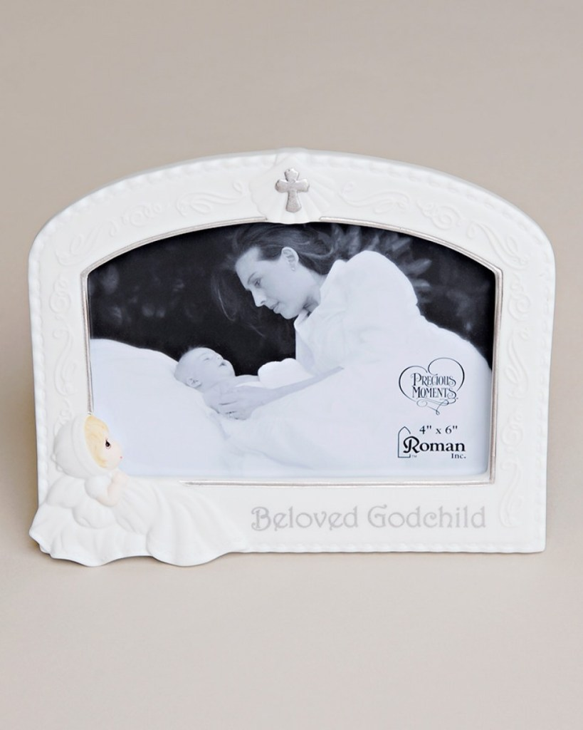 Precious Moments Godchild Frame