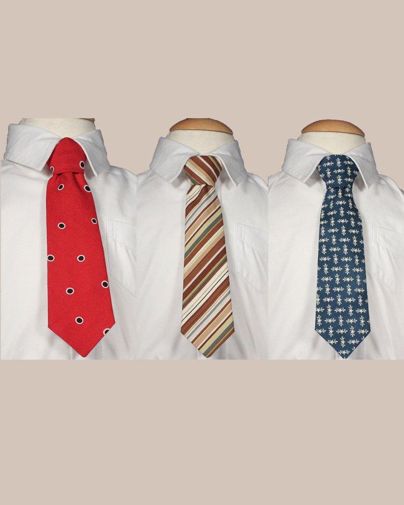"Boys 8"" Cotton Special Occasion Ties"