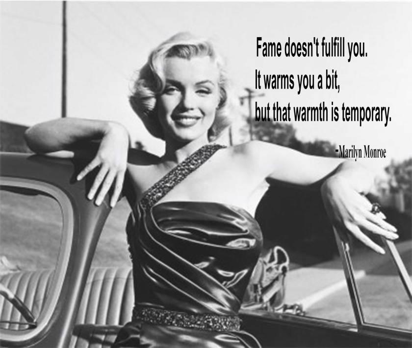 Marilyn Monroe by Frank Worth