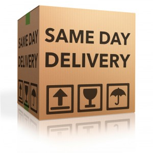 same day delivery box