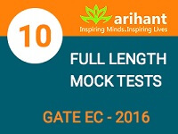 GATE-EC-Mock-Test-Series-2016