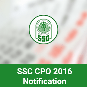 SSC-CPO-Notification-2016