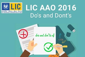 Attempt-LIC-AAO-2016-Exam-Strategy