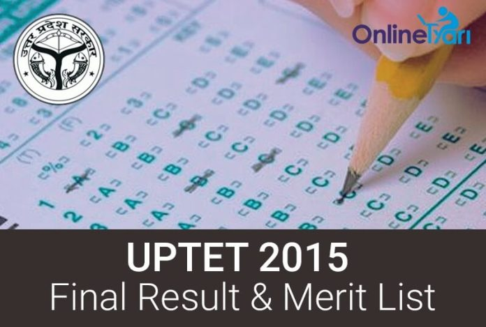UPTET-Result-Declared-2016-Check-Merit-List