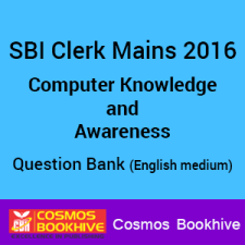 SBI Clerk Mock Test Series Mains CosmosBookHive