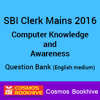 SBI PO Mains Computer Knowledge Question Bank Cosmos Bookhive