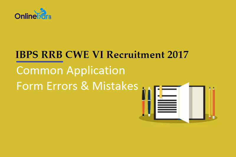 Apply online for ibps rrb recruitment 2017-2018.