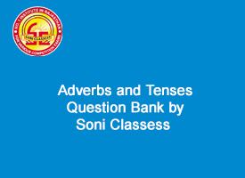 Adverbs and Tenses