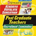 KVS PGT Recruitment Examination